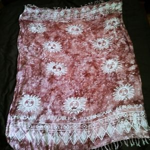 Home Dominic Republic Large Light Blanket